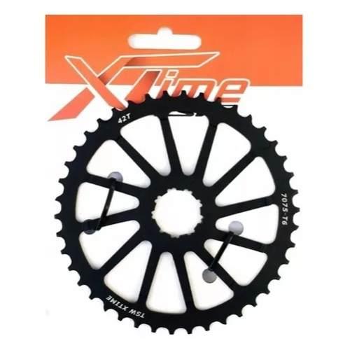 Super Cog Para Bicicleta 42 e 40 Dentes 10 Velocidades Xtime