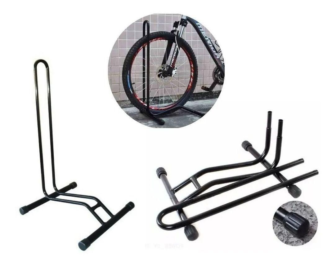 Suporte de Chão Estacionamento Para Bicicleta Yamada