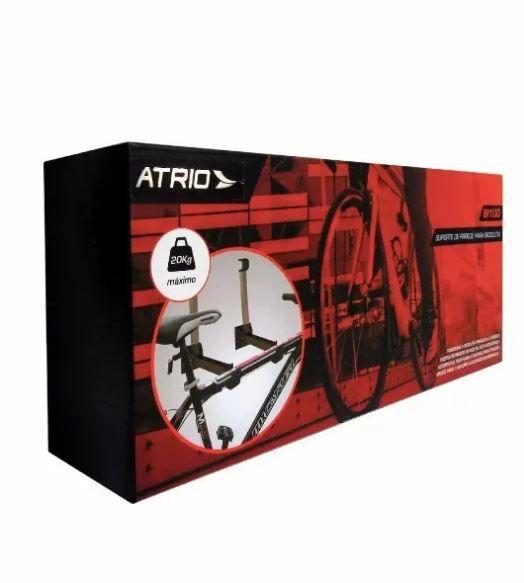 Suporte De Parede Ajustavel para Bicicleta Atrio
