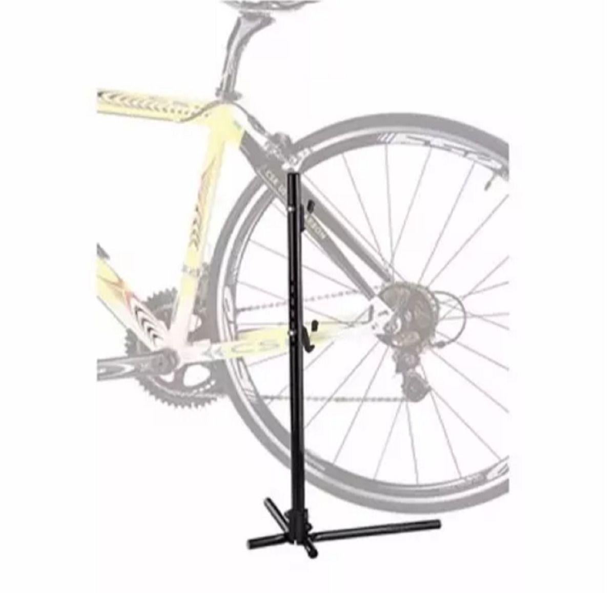 Suporte Para Bicicleta Cavalete com Ajuste