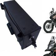 Caixa de Ferramentas Porta Treco V Strom 650 Transalp BMW F 750 850 1200 GS Chapam 10574
