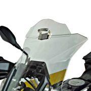Defletor de Vento P/  Bolha Drakar Térus BMW R1200GS 2014+ R1250GS 2020+ ADVENTURE