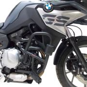 Protetor e Ferros Da Carenagem e Motor Com Pedaleiras Para BMW F 750 e 850 Gs Chapam 11447