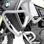 Protetor Carenagem Prata  BMW F 800 GS Adventure 2014+ Scam Spta166