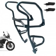 Protetor de Carenagem e Motor Com Pedaleiras Para Tiger 900 GT / GT PRO / Rally / Rally PRO Start Racing S433