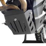 Protetor de Cárter e Motor Kawasaki Versys X 300 Scam SPTO339