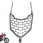 Protetor De Farol Grade Metal P/ CB 500 X 2020+ Chapam 12278