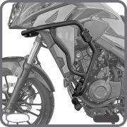Protetor Ferros De Carenagem Motor Cb 500 X Com Pedaleiras Scam SPTOP101 2013 2020