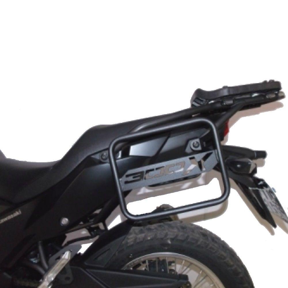 Afastador Alforges Kawasaki Versys X 300 Todos os Anos Chapam 10841