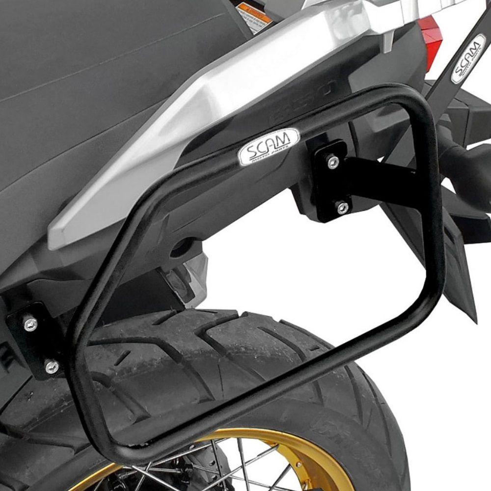 Afastador de Alforges Suzuki Nova V Strom 650 e V strom 1000