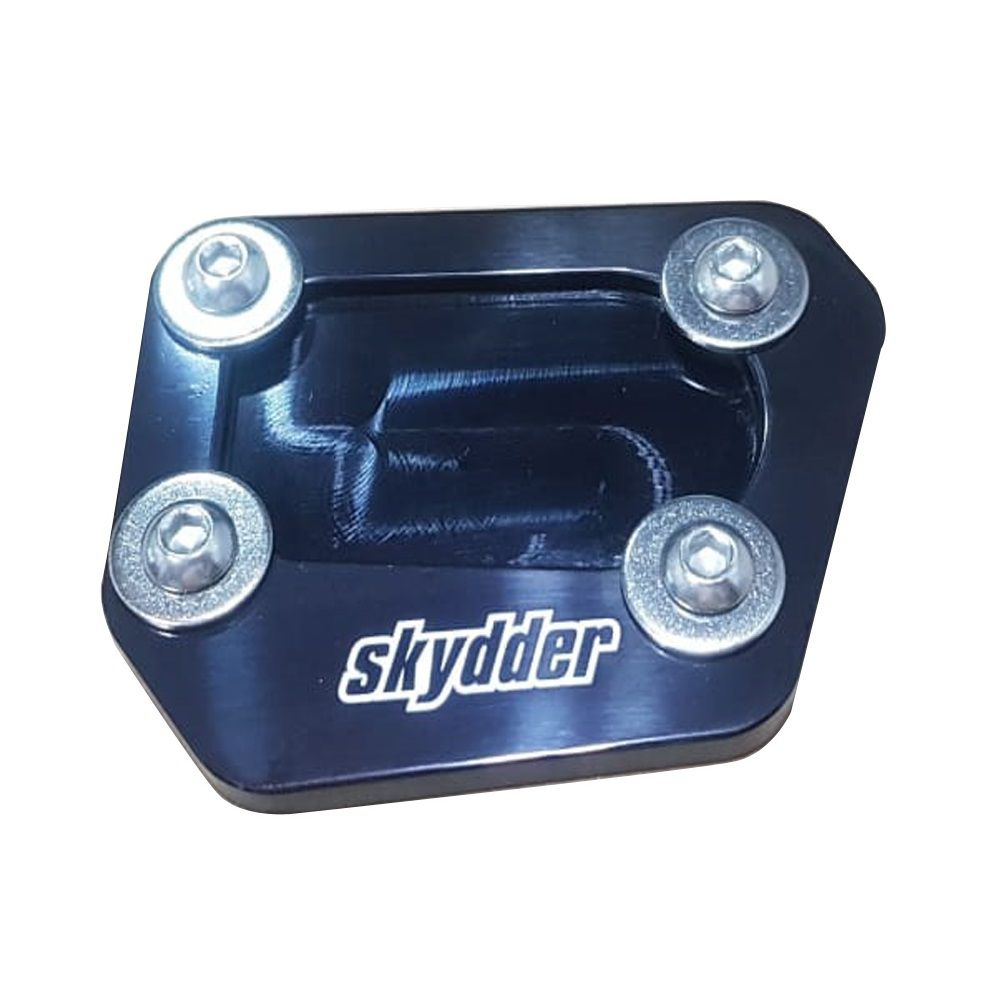 Ampliação Base Pezinho Lateral Big Foot BMW F 750 850 GS Skydder 859BM