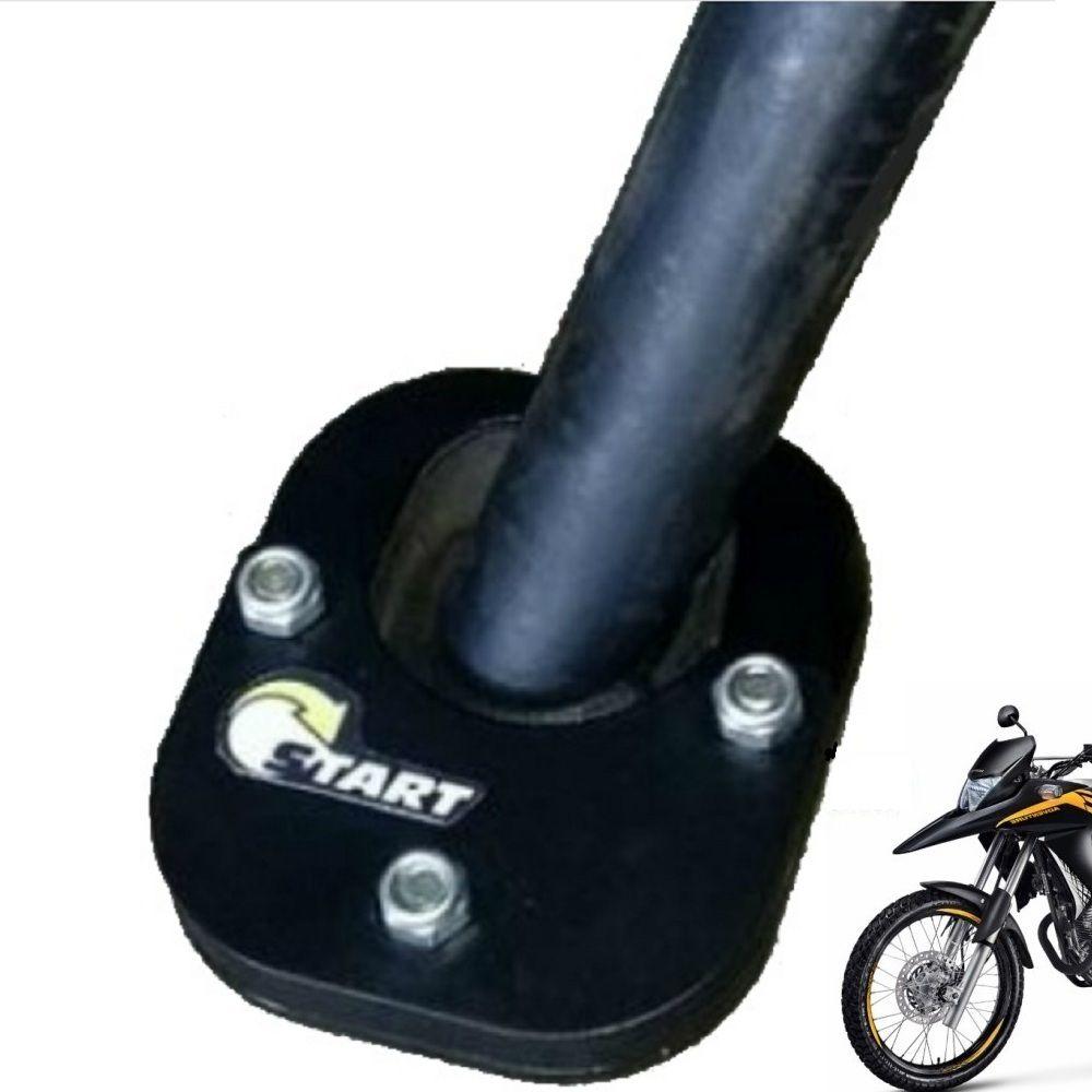 Ampliador Pezinho Descanso Big Foot XRE 300 Todos os Anos S249