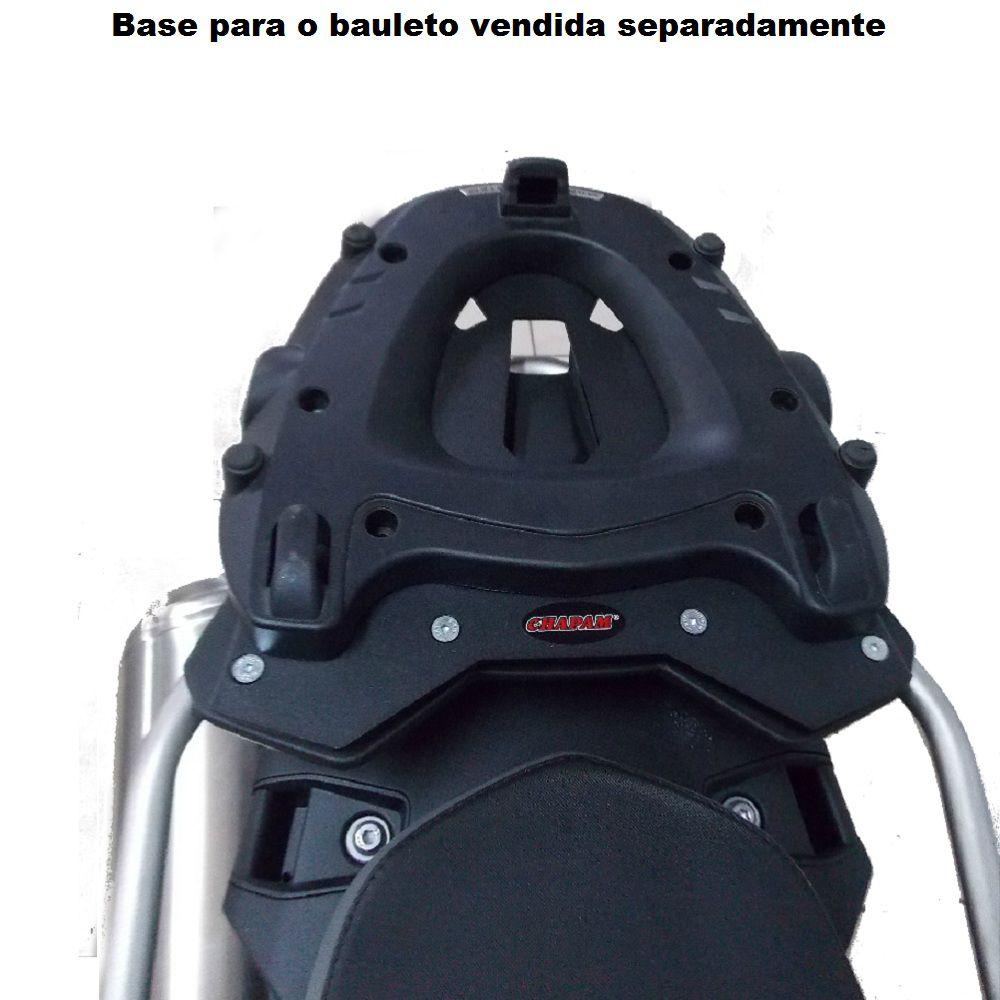 Bagageiro Chapa P/ Base Báu Traseiro BMW F 850 GS Premium+ TFT Chapam 11688