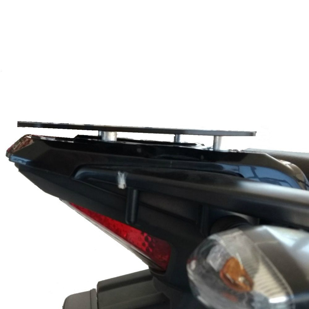Bagageiro Suporte Chapa para Base de Baú Traseiro XRE 190 Start Racing S326