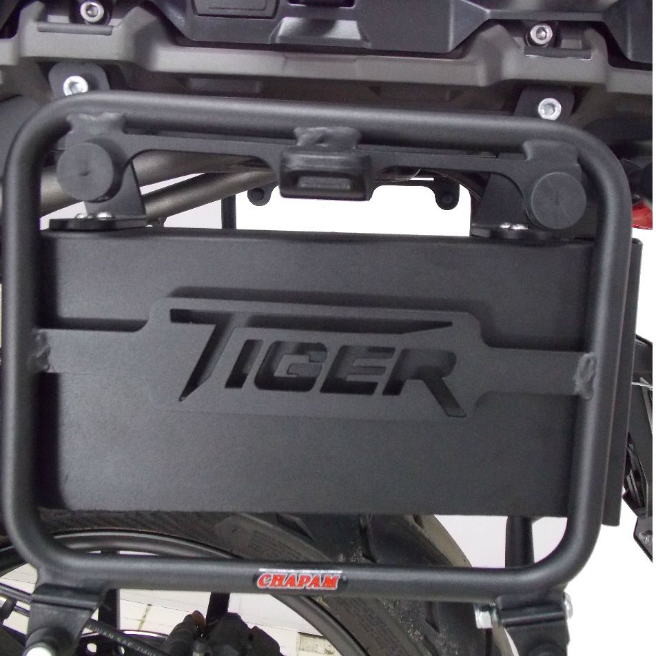 Caixa de Ferramentas Porta Objetos e Treco Tiger 1200 Chapam 10349