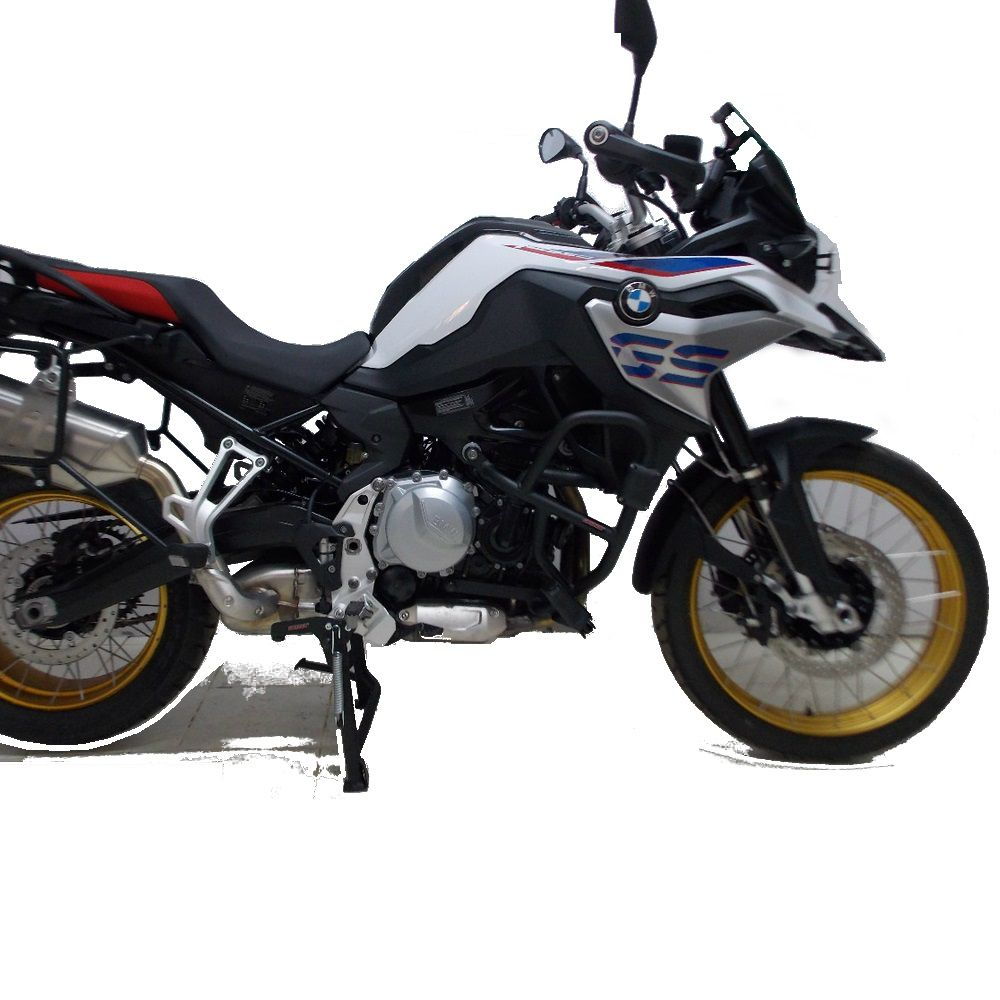 Cavalete Central Descanso BMW F 850 GS Baixo Low Rebaixada Chapam 11494