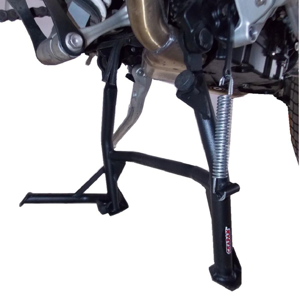 Cavalete Descanso Central Para Tiger 900 Raly e Rally PRO (Modelo c/ Rodas Raiadas) Chapam 12299