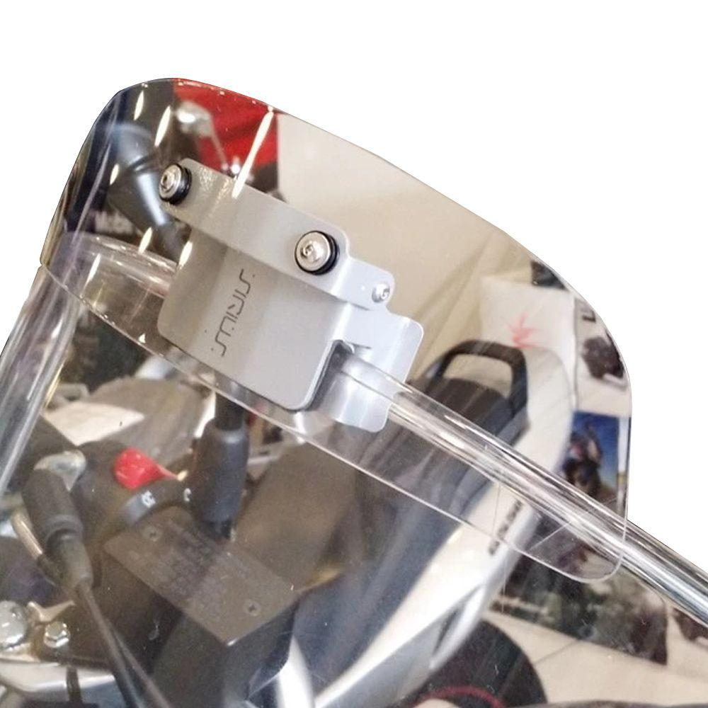 Defletor de Ar Vento Extensor de Bolha Drakar Rota Especial Termoformado RET
