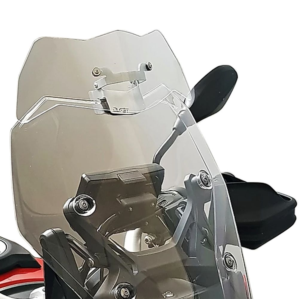 Defletor de Ar Vento Extensor de Bolha Drakar Térus P/ BMW S 1000 XR S1000XR