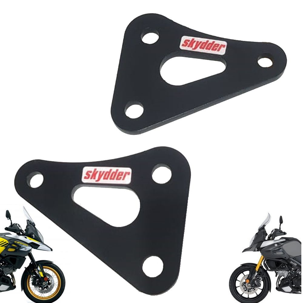 Dog Bone Rebaixamento Suspensão Traseira V-strom DL 1000 2014+ Skydder