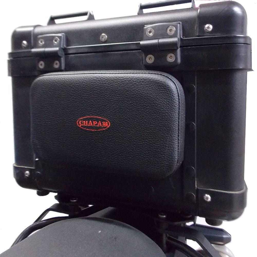 Encosto de Espuma para Baú Traseiro Quadrado Moto Universal Chapam 12000