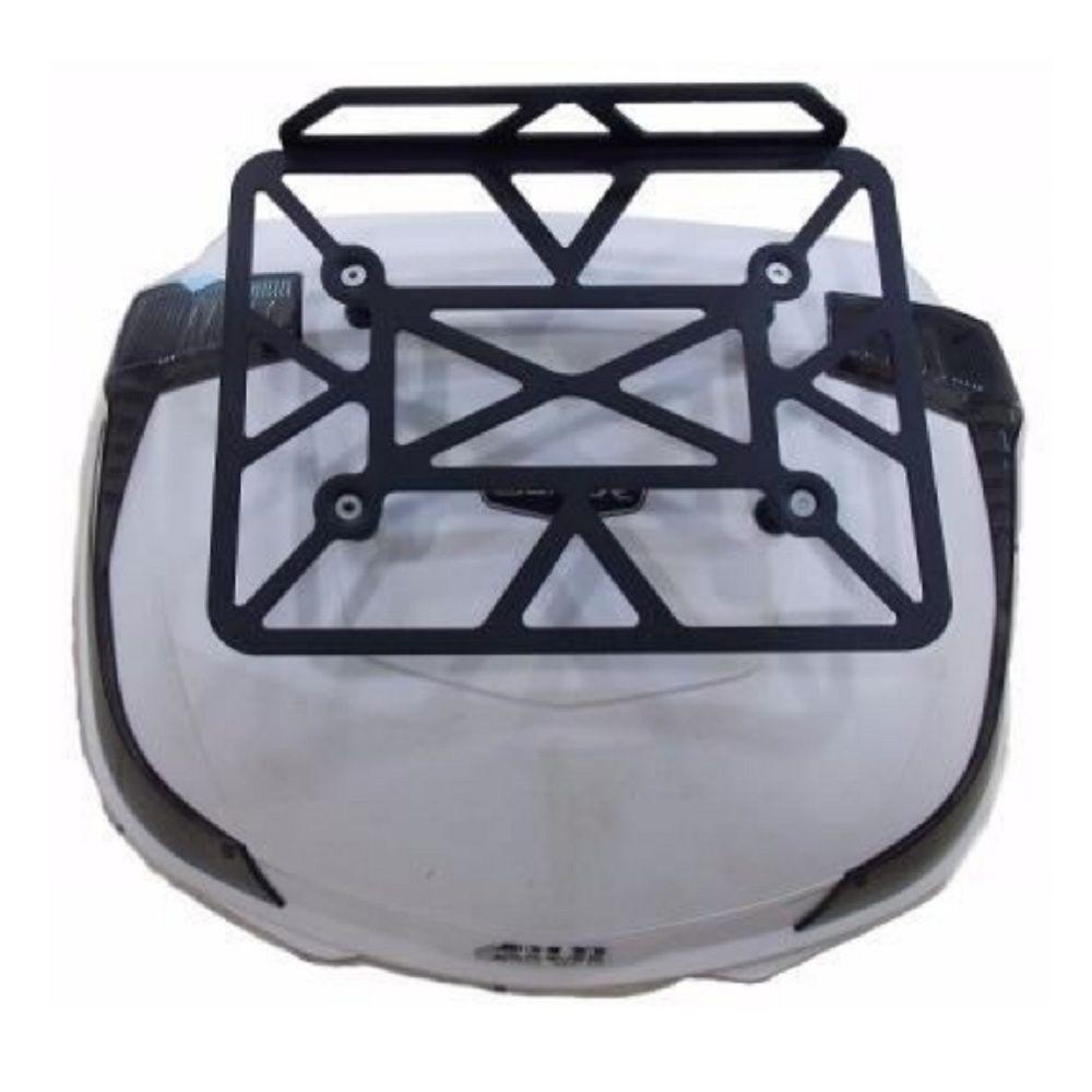 Grelha Churrasqueira Grade  Para Bau Bauleto de Aluminio Quadrado Chapa Chapam 10621