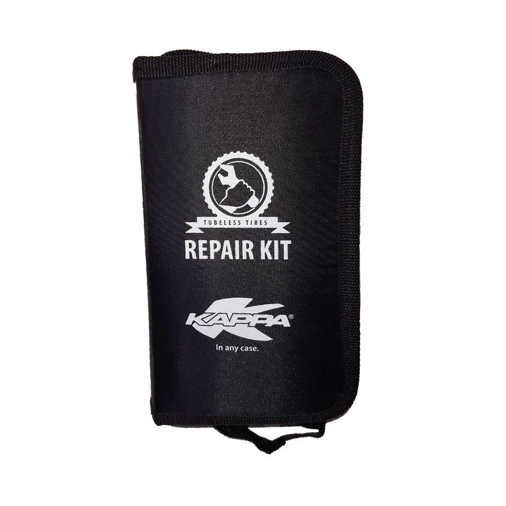 Kit Reparo Pneu Furado Sem Câmera Profissional Kappa KS450