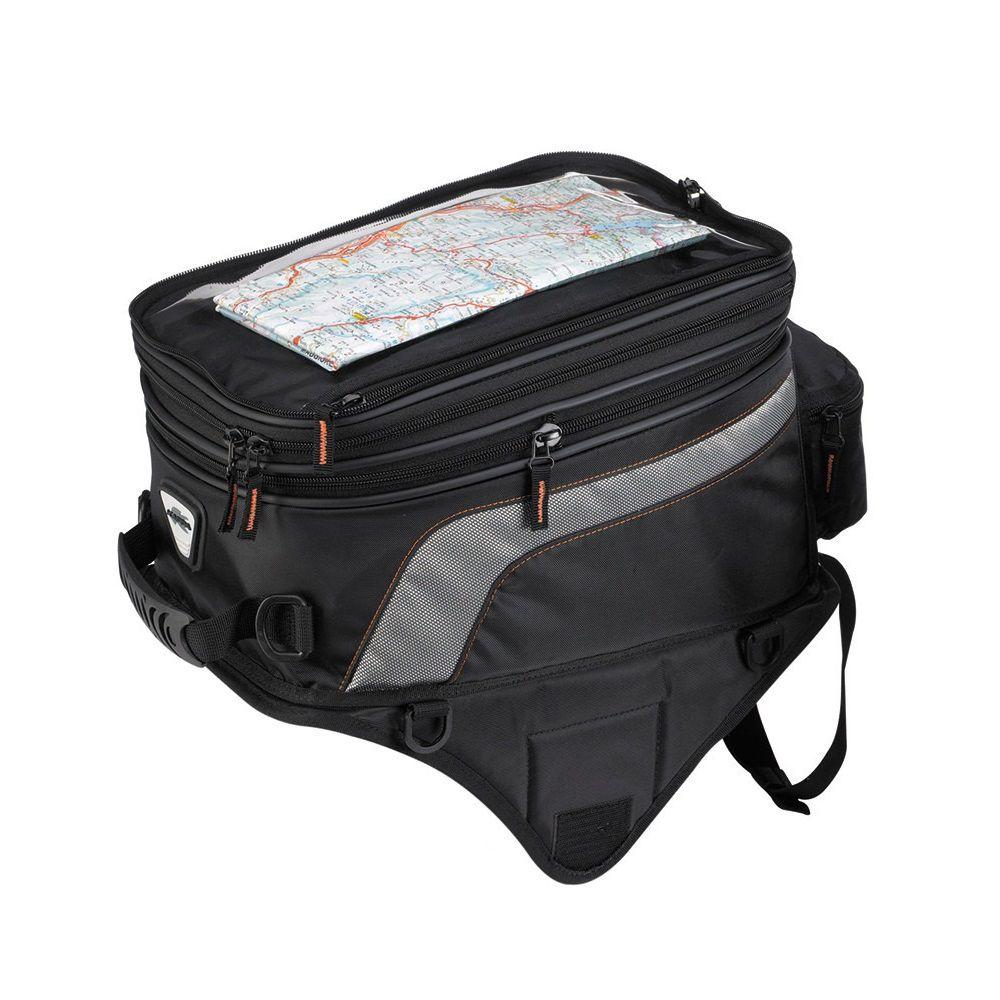 Mala Bolsa Tanque Magnética Moto LH201 30 a 40 litros Kappa