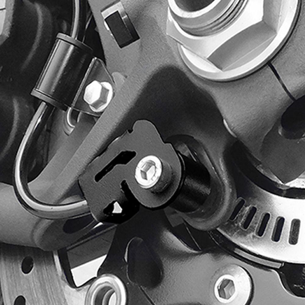 Par de Protetores do sensor ABS Scam Spto429 P/ BMW F 850 GS SPTO429