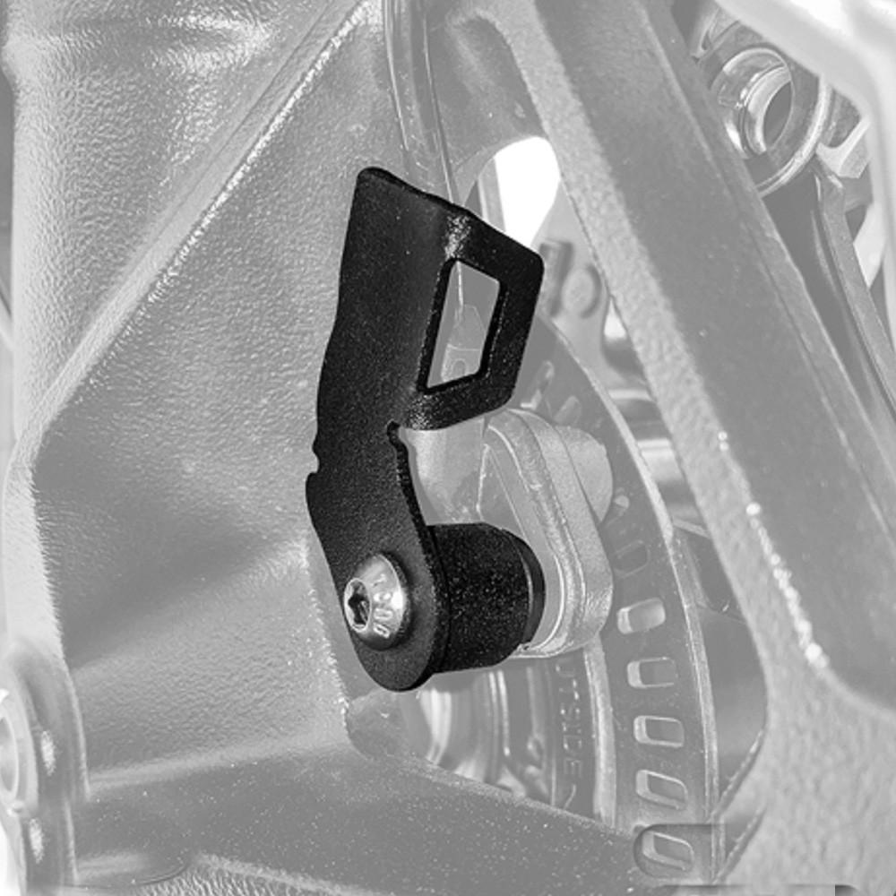 Par de Protetores do sensor do Freio ABS Scam Spto519 P/ Tiger 900 GT Rally