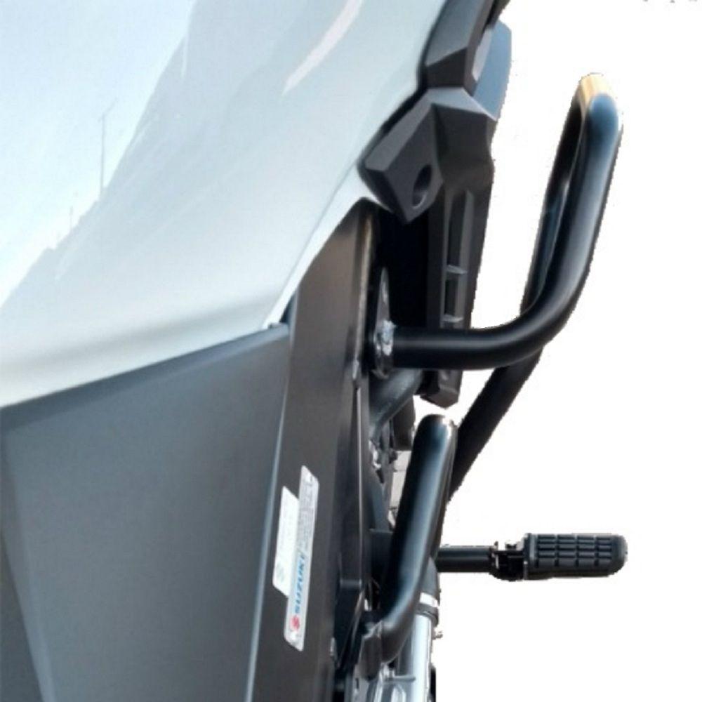 Pedaleiras Descanso para Protetor V strom 650 Start Racing S294