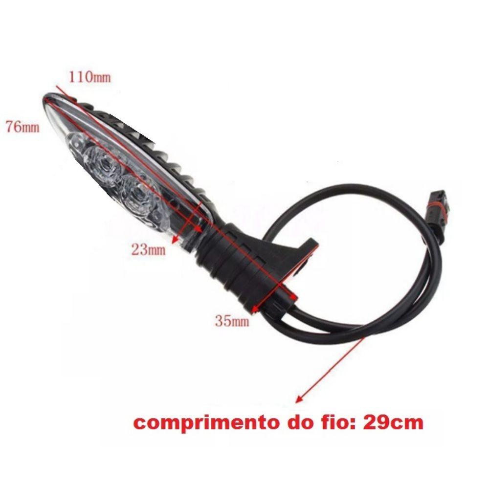 Pisca Led Unidade Bmw R 1200 Gs F 800 Gs S 1000 Rr
