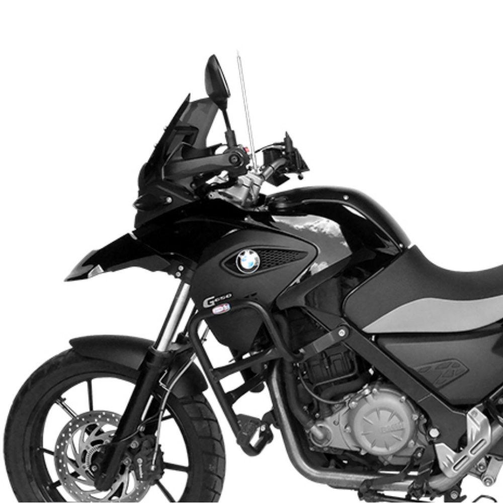Protetor Carenagem Motor Com Pedaleiras BMW G 650 GS Scam SPTOP046
