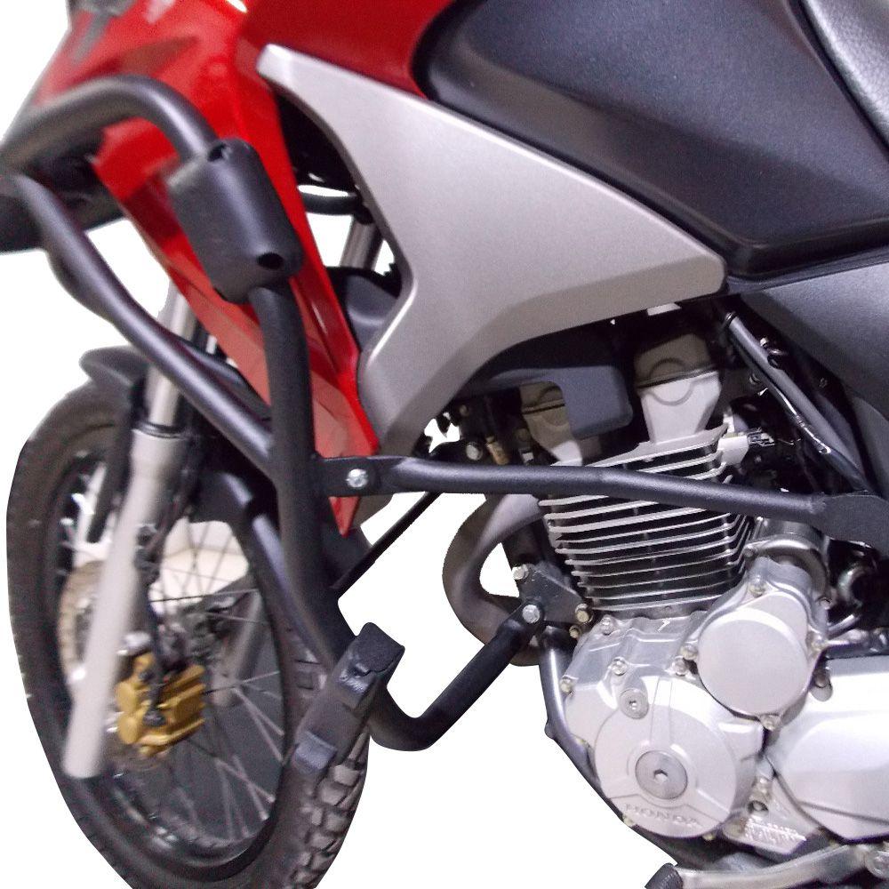 Protetor Ferros P/ Carenagem e Motor XRE 300 2009 a 2021 Marca Chapam 8261