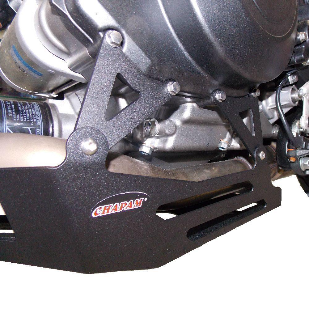 Protetor do Carter Motor V-strom DL 1000 2014 / 2020 Chapam 9511