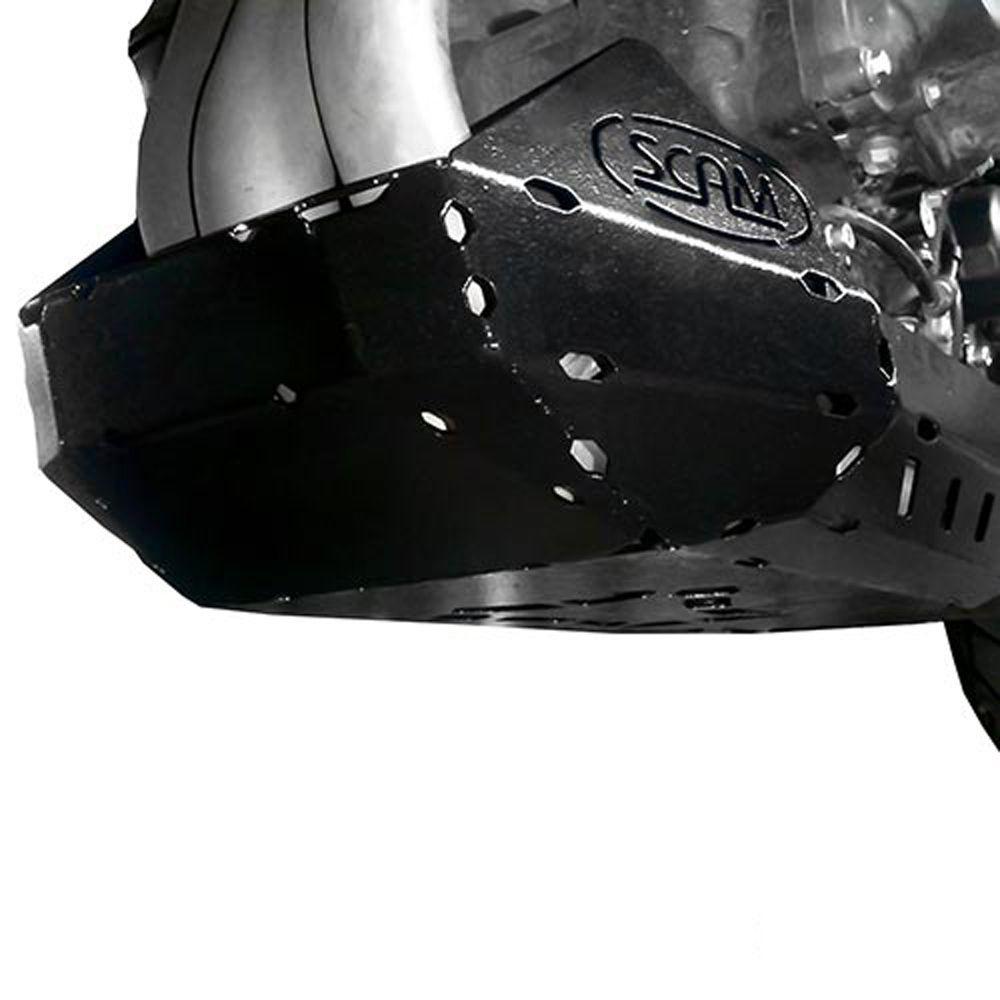 Protetor Carter Peito de Aço Motor Tiger 1200 Scam SPTO127