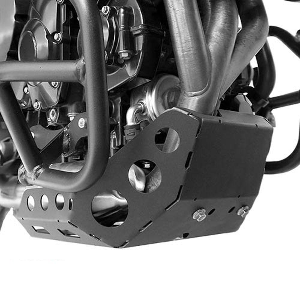 Protetor Carter Peito de Aço Motor Tiger 800 Scam SPTO145