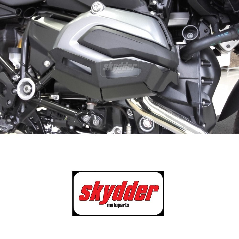 Protetor De Cabeçote Cilindro Motor Bmw R 1200 Gs Lc 2013 +