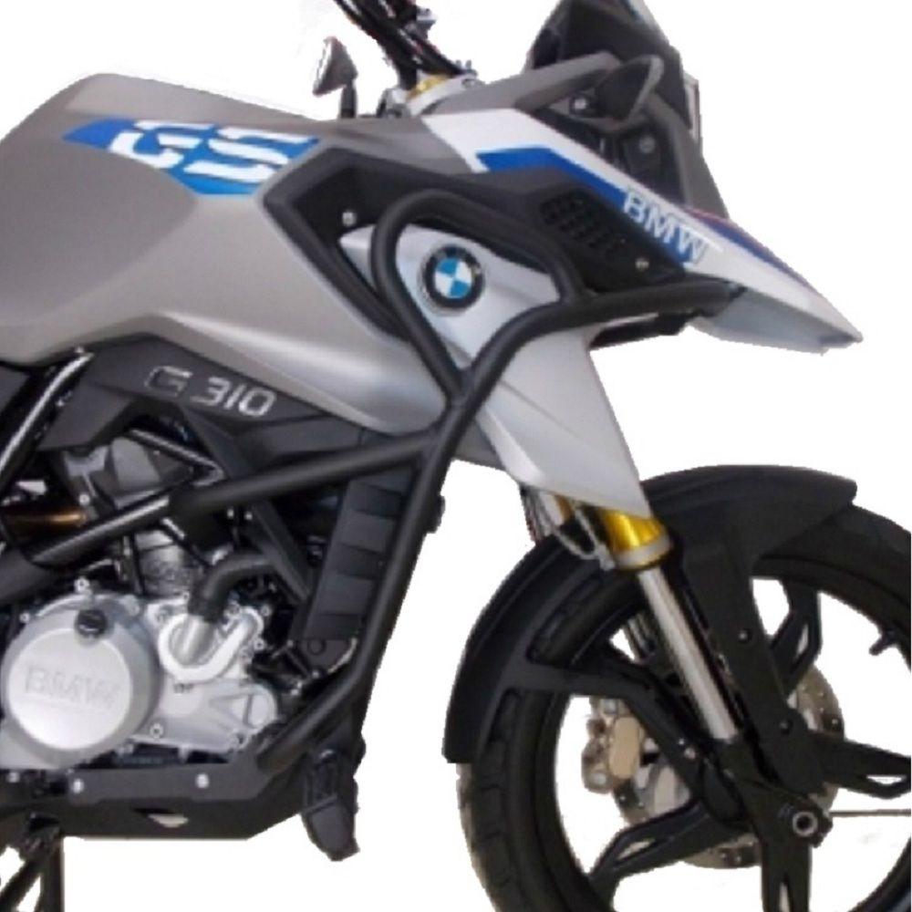 Protetor De Carenagem Motor C/ Pedaleiras Chapam 10972 Para BMW G 310 GS