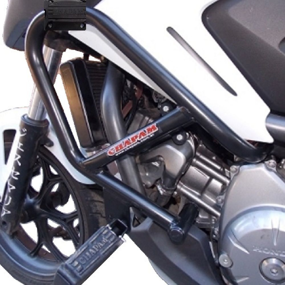 Protetor De Carenagem Motor C Pedal Nc 700 750 X 750x Chapam 8387