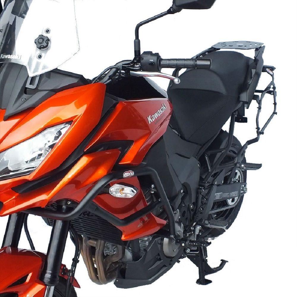 Protetor De Carenagem Motor C Pedal Versys 1000 2015 / 2019 Scam SPTOP157