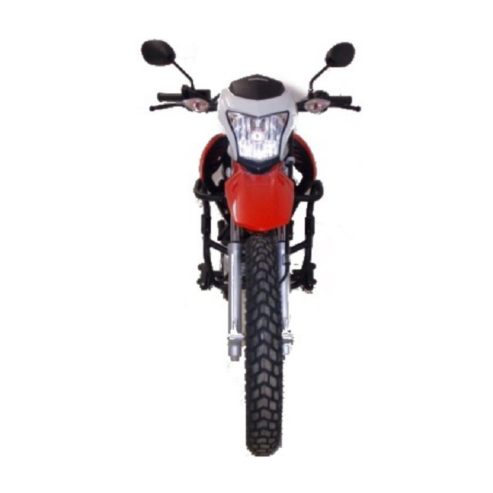 Protetor De Carenagem Motor Nxr Bros 160 Pedaleiras Chapam 9726