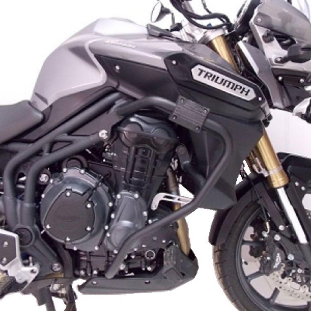 Protetor De Carenagem Motor C/ Pedaleiras Tiger 1200 Até 2016 Chapam 9197