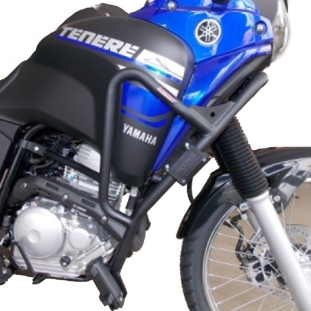 Protetor De Carenagem Motor Tenere 250 Chapam Todos Anos Com Pedaleiras 10789