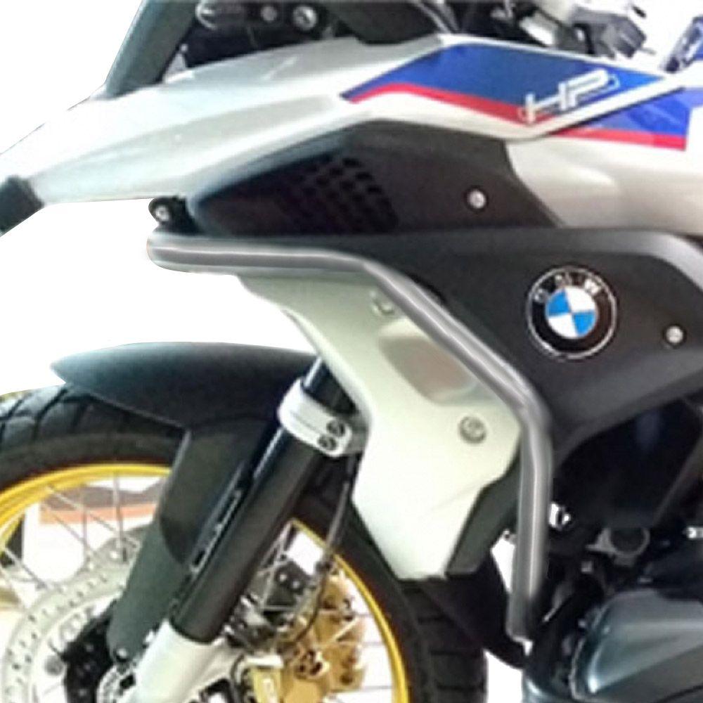 Protetor de Carenagem Superior Prata Para BMW R1200GS e R1250GS 2013 Em diante 2020 Start Racing S357SG
