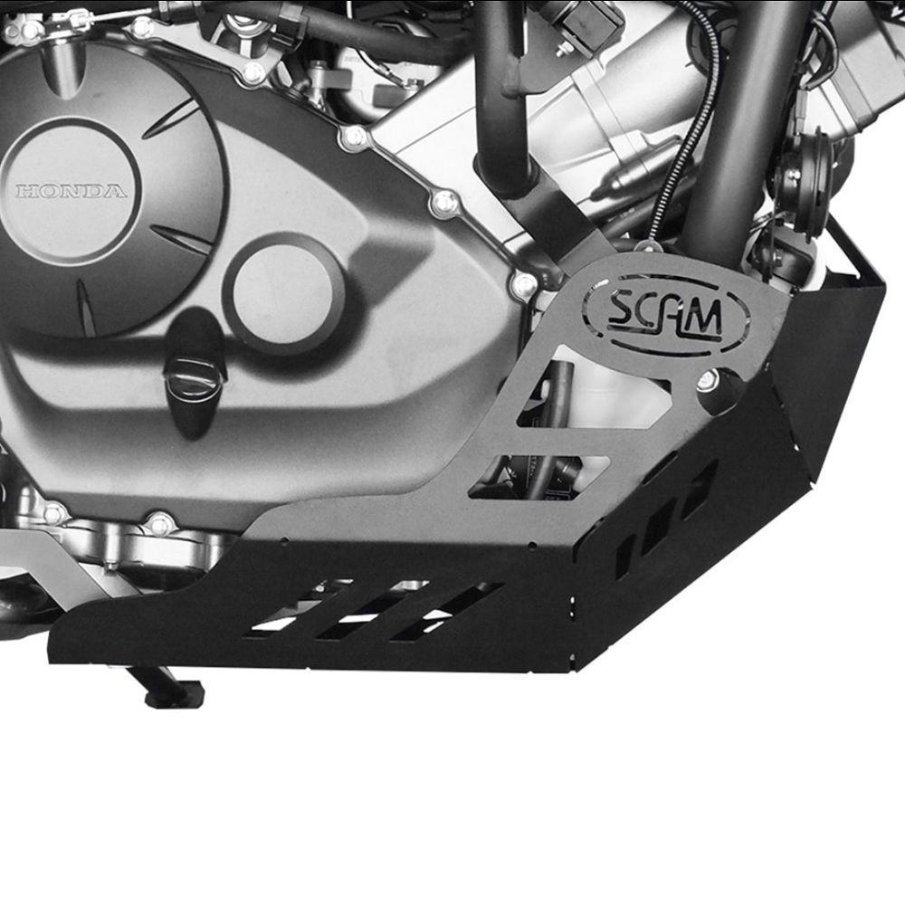 Protetor de Cárter e Motor NC 700 750 X Scam SPTO268