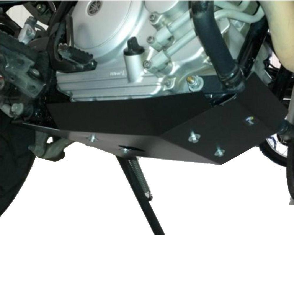 Protetor de Cárter Motor Tenere 250 Peito de Aço S238