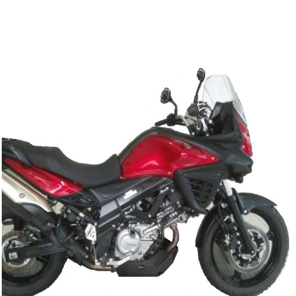 Protetor De Carter Motor V strom DL 650 VStrom Start Racing  s156P