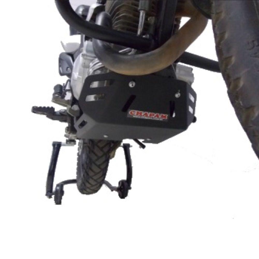 Protetor de Cárter Motor XRE 300 Chapam 10113