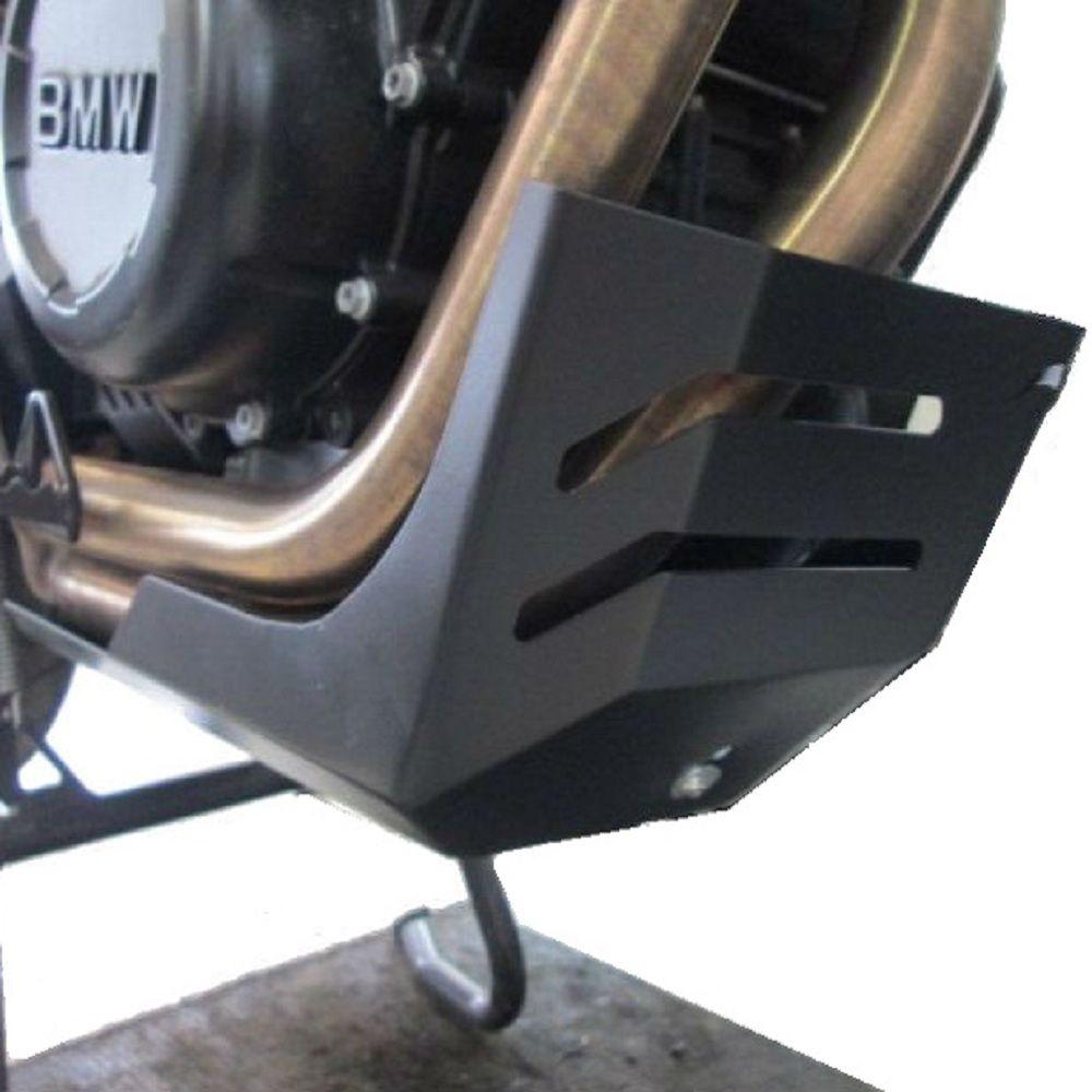 Protetor De Cárter Baixo Motor F 700 F 800 Gs Start Racing S143P